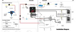 Wiring Diagram for Air Lift WirelessAIR Compressor System ... on