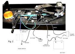 wiring diagram for installing lippert power steps module Kwikee Steps Wiring Diagram rv step wiring diagram wiring diagram