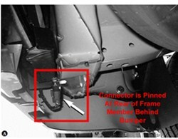 correct 4 way trailer wiring for my 2012 ford escape etrailer com rh etrailer com 2012 ford escape trailer wiring diagram Ford Trailer Light Wiring Diagram