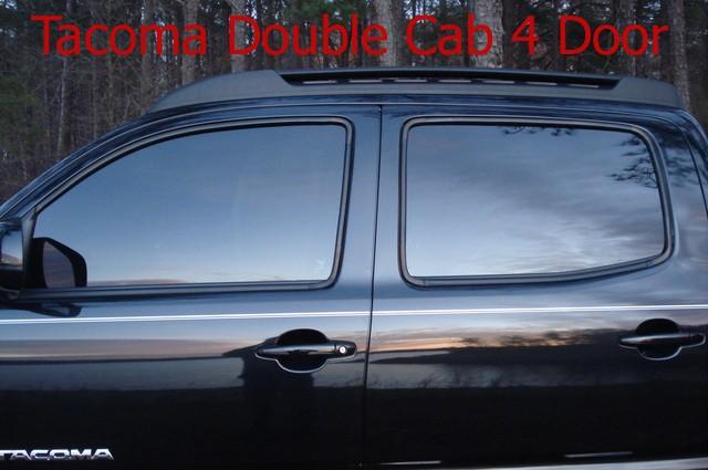 Toyota Tacoma Roof Rack Double Cab >> Will Yakima RailGrabs Work on a 2012 Toyota Tacoma 4 Door Double Cab   etrailer.com