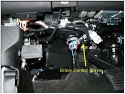 trailer brake controller wiring installation for 2012 chevy chevy ignition switch wire colors chevy rear windshield wiper motor