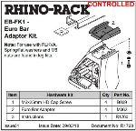 Rhino Rack Roof Rack for 2016 Nissan Altima | etrailer.com on