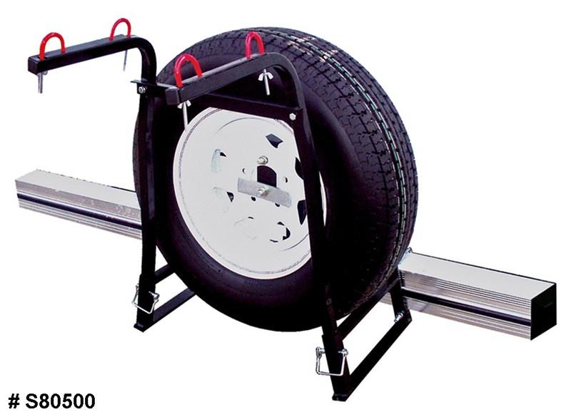 Will The Swagman Rv Bumper 2 Bike Rack S80500 Accept A