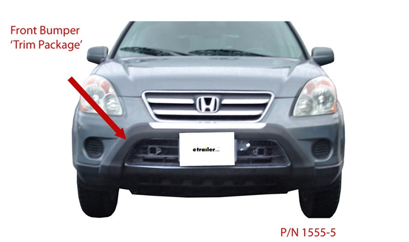 Parts Needed To Flat Tow A 2005 Honda Cr V With A