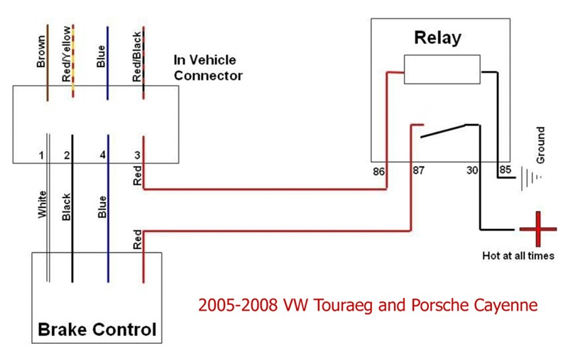 diagram for brake controller installation on a 2006. Black Bedroom Furniture Sets. Home Design Ideas