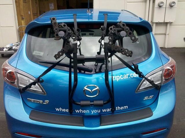 Best Hitch Mount Bike Rack >> Trunk Mount Bike Rack Recommendation for a 2012 Mazda 3 ...
