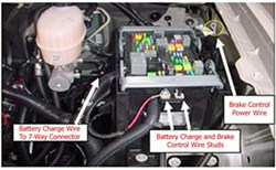 Installation of the Prodigy RF Brake Controller on a 2009 ...