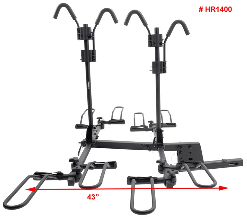 Bike Racks For Trailer Hitches Click to Enlarge