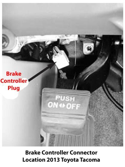 Brake Controller Installlation