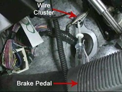 1997 toyota 4runner fuse diagram location of brake light switch on a 2012 dodge grand  location of brake light switch on a 2012 dodge grand