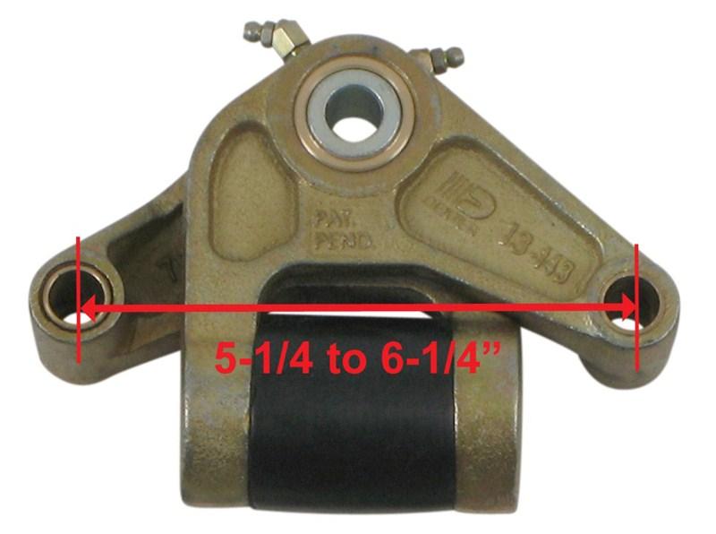Fit Of Dexter K71 652 00 E Z Flex Suspension Equalizer