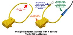installing trailer wiring harness c56181 on 2013 chevy traverse rh etrailer com