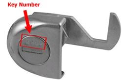 Replacement Key For Karrite Explorer Cargo Box Etrailer Com