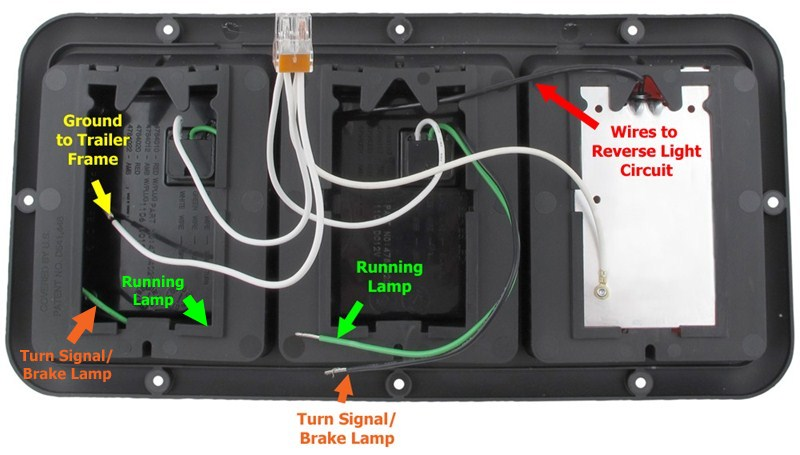 rv light wiring diagram wiring diagram and hernes wire a trailer rv electricity diagram source