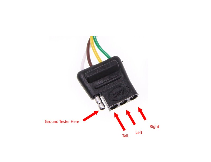 wiring diagram trailer lights wiring diagram and hernes troubleshooting 4 and 5 way wiring installations etrailer
