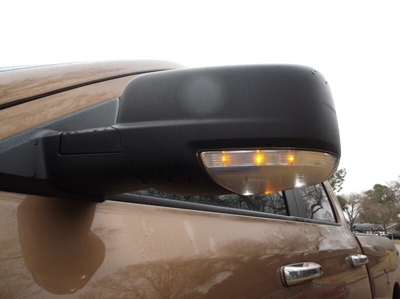 Which Towing Mirrors Work Best For 2012 Dodge Ram Crew Cab