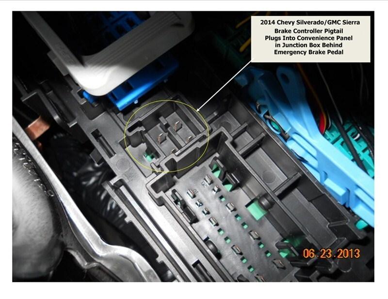 Tekonsha Brake Controller >> How Does the Pod Trailer Brake Controller Install on a 2014 Chevy Silverado 1500 | etrailer.com