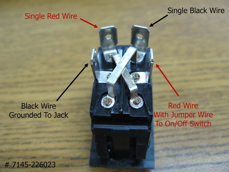 jack tung switch wiring diagram atwood jack switch wiring diagram