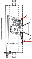 installation diagram for the replacement reese 5th wheel ... reese trailer wiring diagram