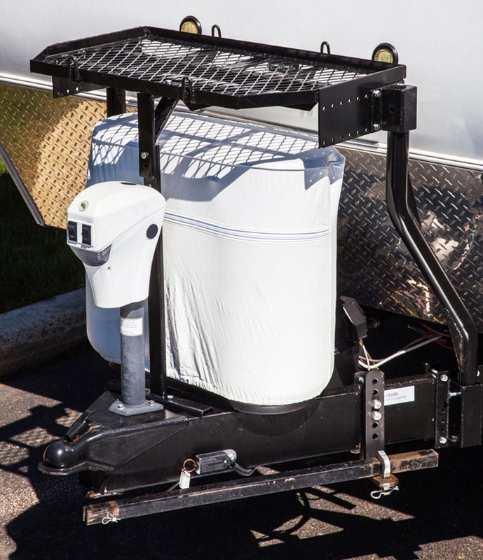 Would The Stromberg Carlson Trailer Tray Cargo Carrier