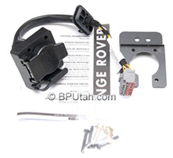 Trailer Wiring Adapter to Convert 2010 Range Rover HSE with 7Way to