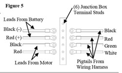 bulldog trailer wiring diagram wiring diagram for the bulldog powered-drive kit ...
