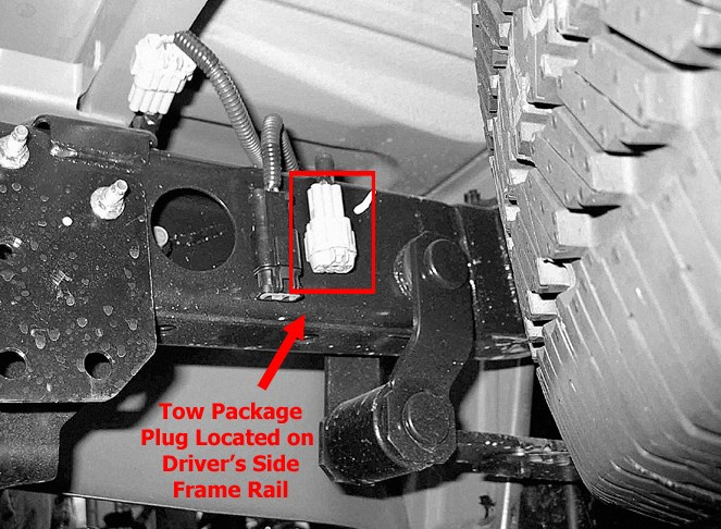 Nissan Frontier Trailer Harness Wiring Diagram Database