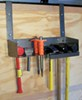 RA-31 - Hand Tool Rack Rackem Trailer Cargo Organizers
