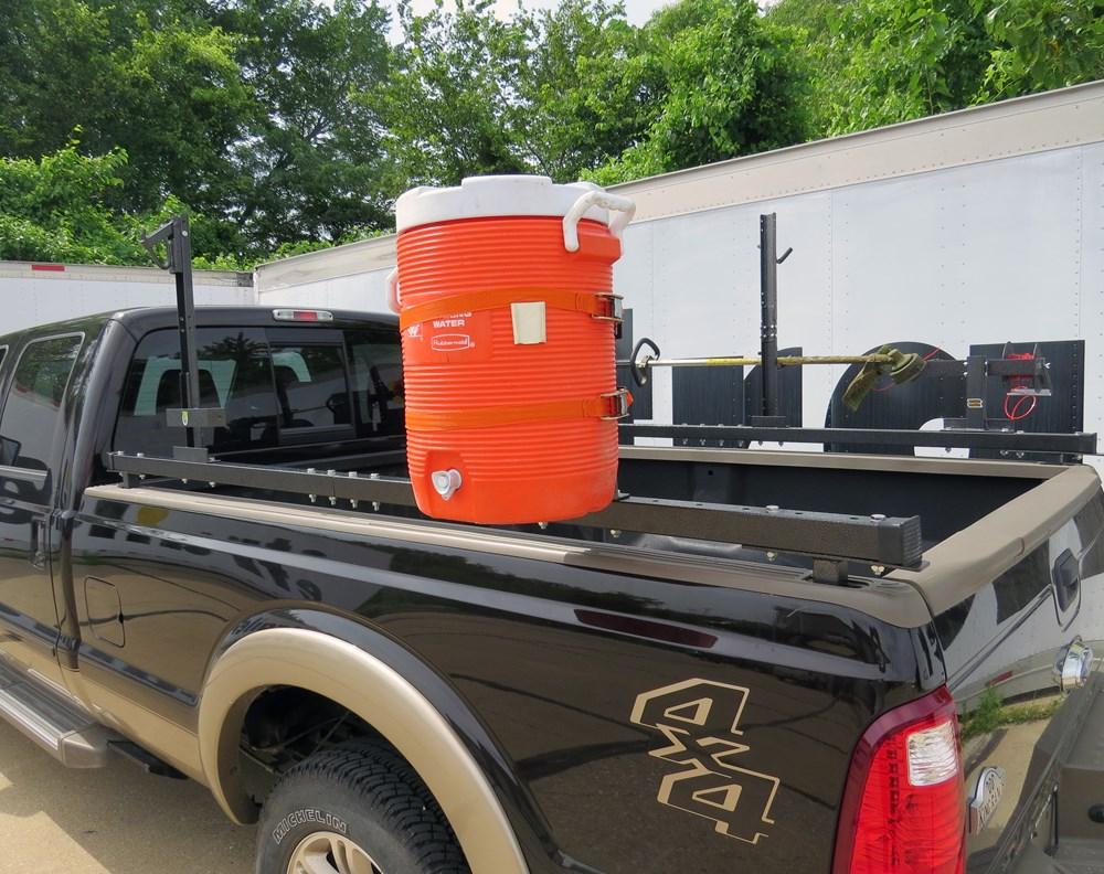 Rack Em Rack For Truck Bed Side Rails Holds 2 Trimmers