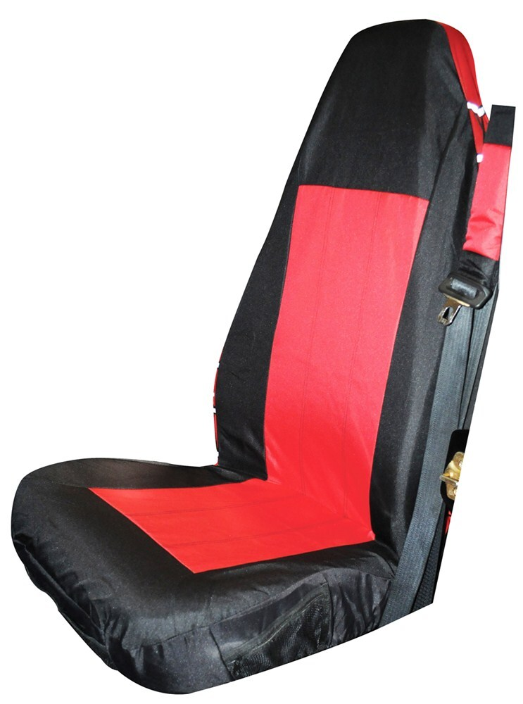 Rampage Comfort Combo Pack Front Seat Covers Steering