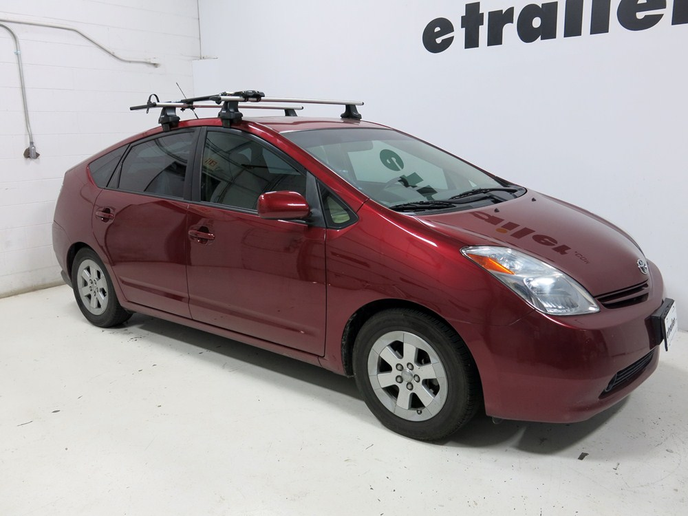 2007 toyota prius rhino rack mountaintrail rooftop bike carrier fork mount. Black Bedroom Furniture Sets. Home Design Ideas