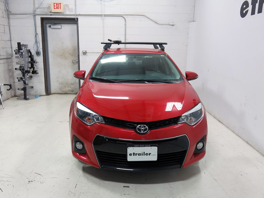 2016 Toyota Corolla Rhino Rack Mountaintrail Rooftop Bike