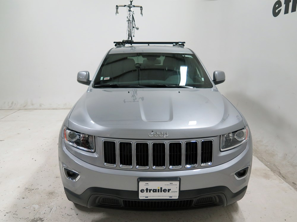 2000 jeep grand cherokee rhino rack mountaintrail rooftop bike carrier fork mount. Black Bedroom Furniture Sets. Home Design Ideas