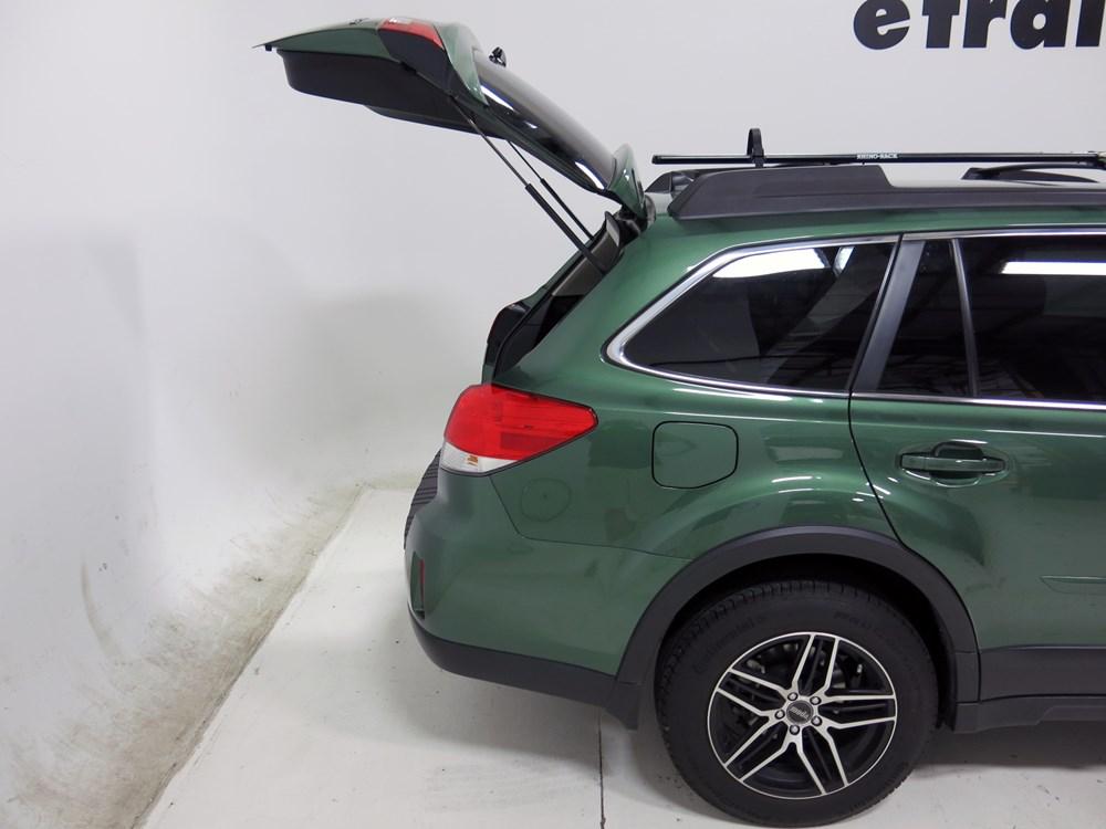 2015 Subaru Outback Wagon Rhino Rack Mountaintrail Rooftop