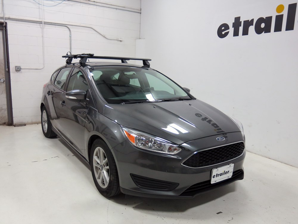 Ford Focus Rhino Rack Road Warrior Rooftop Bike Carrier