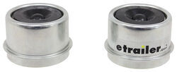 "Grease Cap, 1.99"" OD EZ Lube Drive in with Plug - Qty 2"