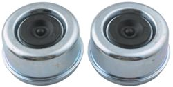 "Grease Cap, 2.72"" OD Drive In with Plug - Qty 2"