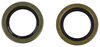 etrailer trailer bearings races seals caps grease seal - double lip id 1.719 inch / od 2.565 for 3 500-lb axles qty 2