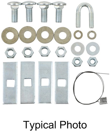 Replacement Hardware Kit for Trailer Hitches Hardware RHK