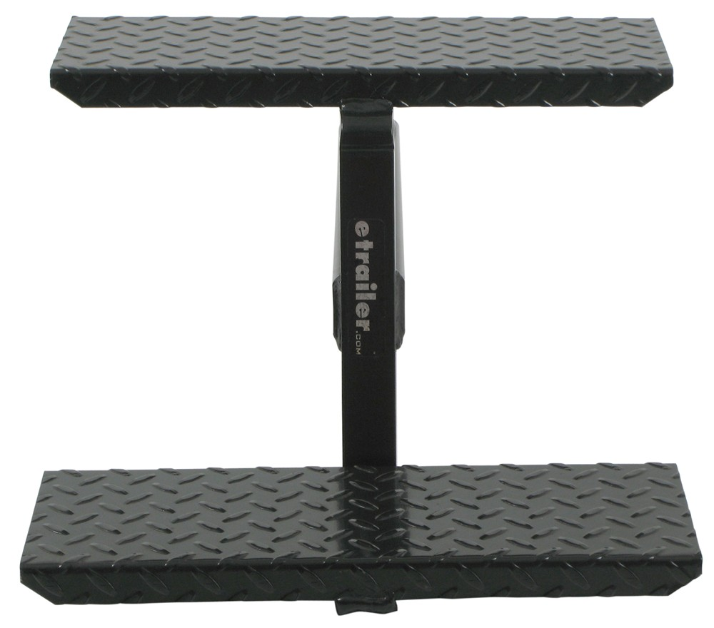 """Drop Down Hitch >> Hitch Stair with 2 Steps for 2"""" Trailer Hitches Brophy RV ..."""