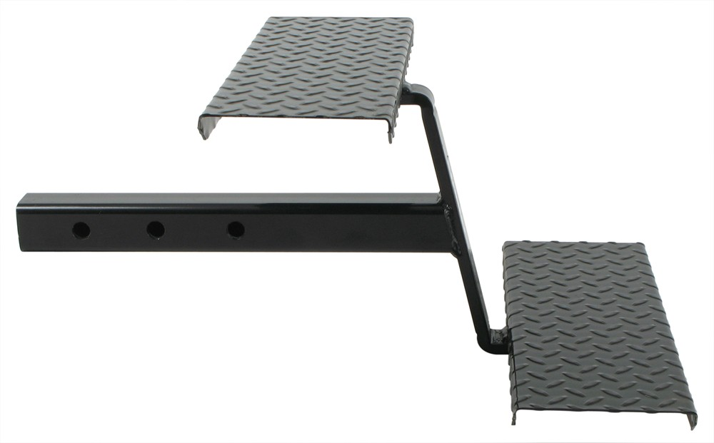 "Truck Bed Step >> Hitch Stair with 2 Steps for 2"" Trailer Hitches Brophy RV Stairs and Steps RHS2"