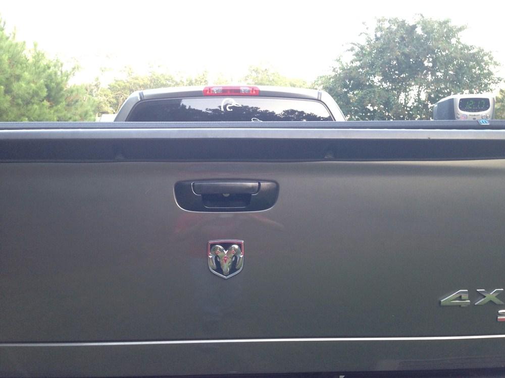 Integrated OEM Tailgate Lock - Dodge Ram Pilot Automotive Vehicle