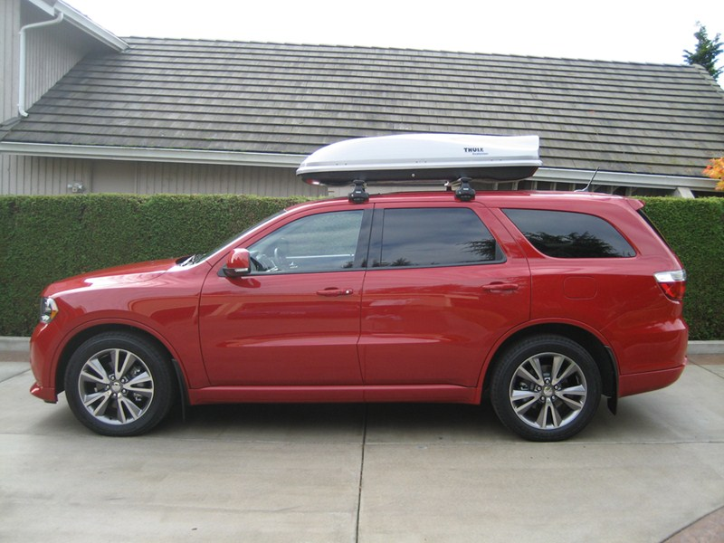 Thule Roof Rack Fit Kit For Traverse Foot Packs 1616