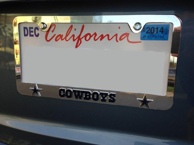 Florida State Seminoles 3D Collegiate License Plate Tag Frame ...