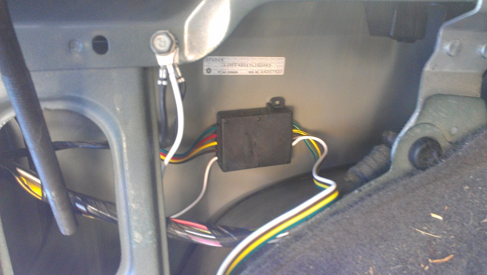 1999 jeep cherokee t one vehicle wiring harness with 4 pole flat trailer connector. Black Bedroom Furniture Sets. Home Design Ideas