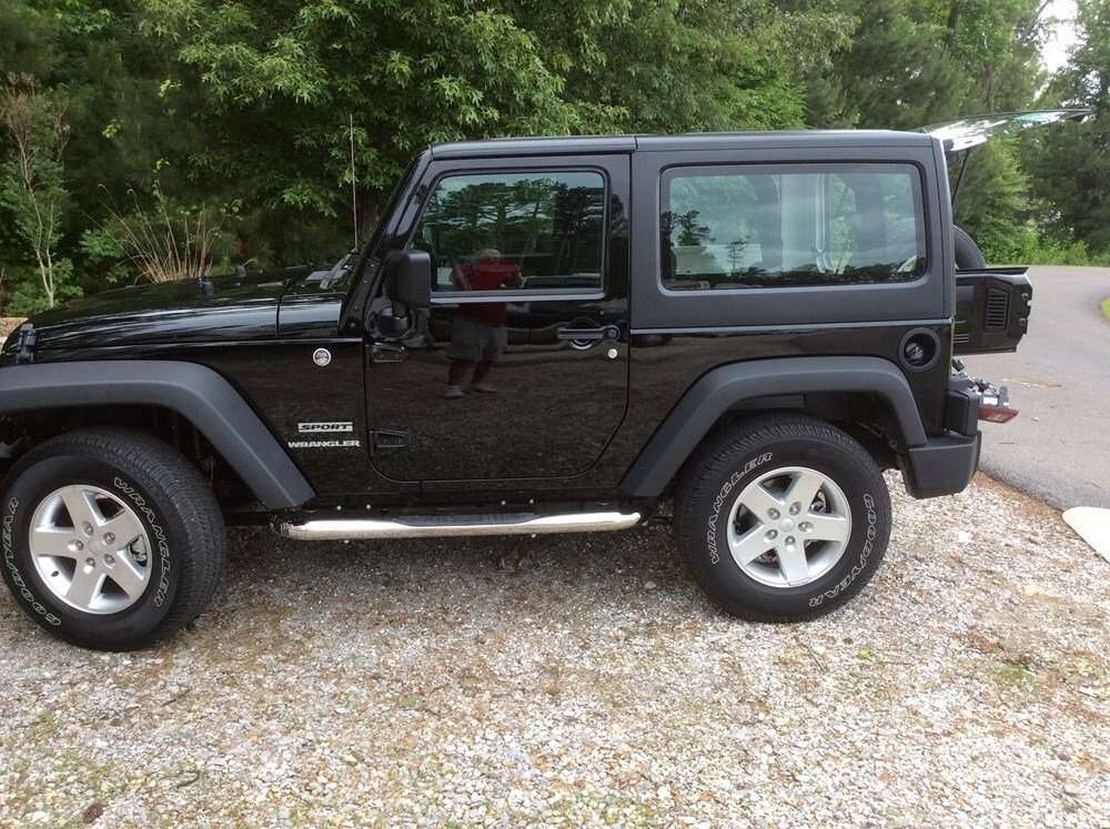 2011 Jeep Wrangler Unlimited Custom Fit Vehicle Wiring