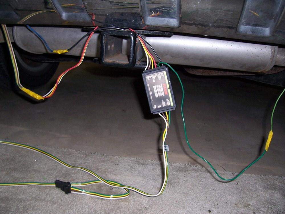 Trailer Wiring Harness Vw Jetta : Volkswagen jetta sportwagen wiring curt