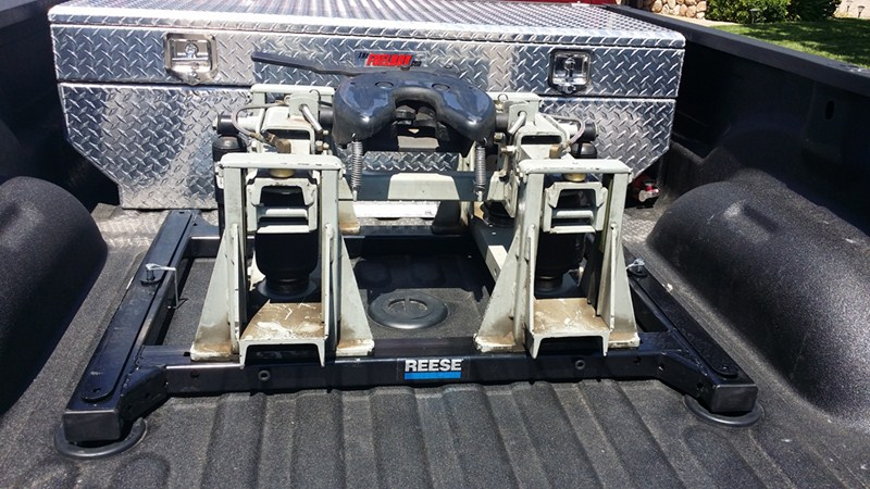 Compare Reese 5th Wheel Vs Reese Elite Series Etrailer Com