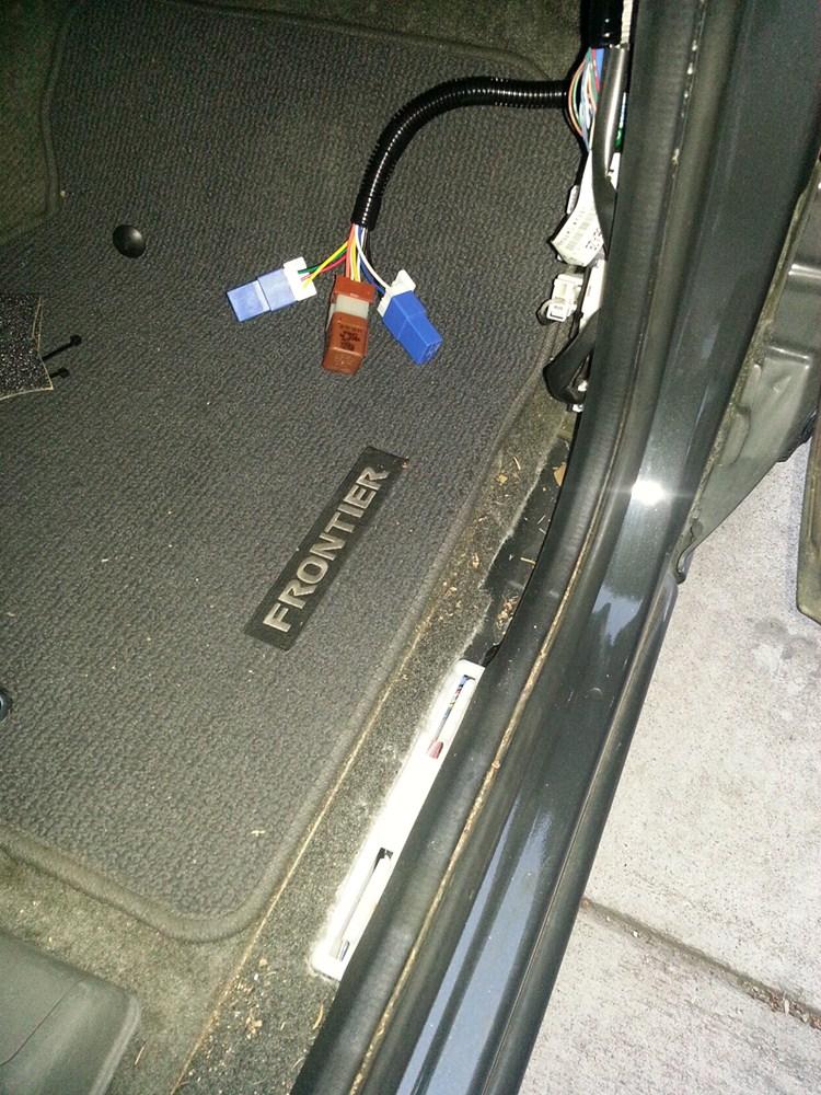 2012 ford escape trailer wiring harness 2012 suzuki equator trailer wiring #8