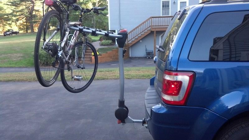 yakima hitch bike rack instructions